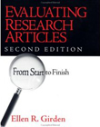 Evaluating Research Articles
